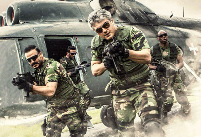 7th Day Collection of Vivegam, Ajith-Kajal Starrer Crosses 65 Crore Total from Tamil Nadu