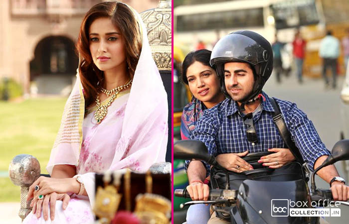 12th Day Collection of Baadshaho & Shubh Mangal Saavdhan