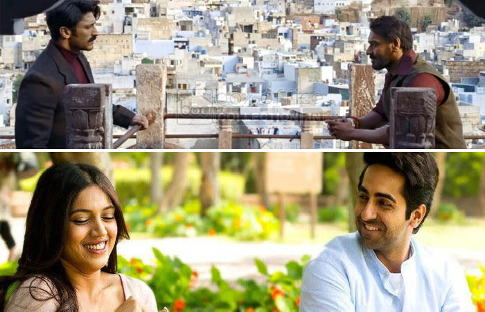 17th Day Collection of Baadshaho & Shubh Mangal Saavdhan