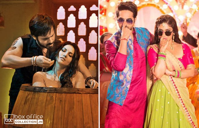 10th Day Collection of Baadshaho & Shubh Mangal Saavdhan