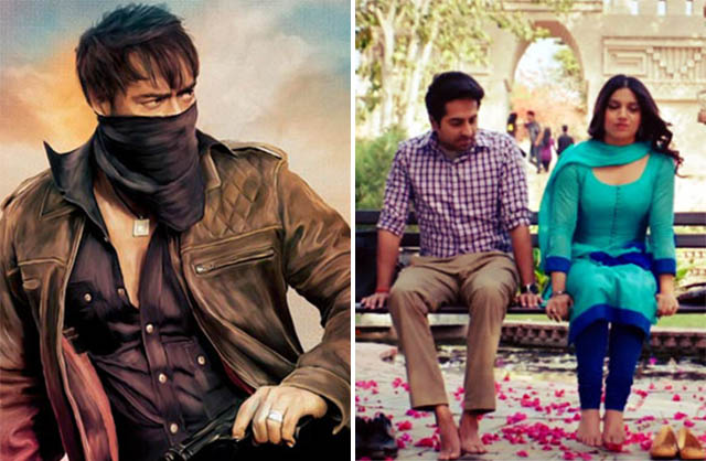 11th Day Collection of Baadshaho & Shubh Mangal Saavdhan