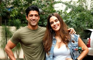 Farhan Akhtar Reveals a lot about himself on the show 'No Filter Neha' Season 2
