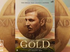 Gold First Look Poster comes out on Akshay Kumar's 50th Birthday, 15 August 2018 Release