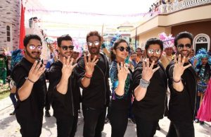 Golmaal Again Trailer Looks Funny But Unsatisfying, More Expectations with the Film