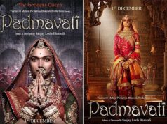 First Look of Padmavati, Sanjay Leela Bhansali's Film Releases 1st December 2017
