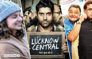 First Day Collection Prediction of Simran, Lucknow Central & Patel Ki Punjabi Shaadi PKPS