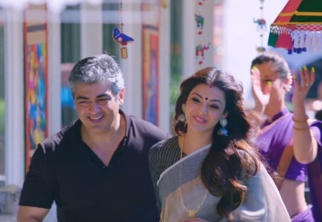 8th Day Collection of Vivegam, Ajith Kumar's Tamil Action Thriller Passes 1st Week Excellently