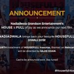 Housefull 4 Announced! Sajid Nadiadwala Brings Back Housefull Gang on Diwali 2019