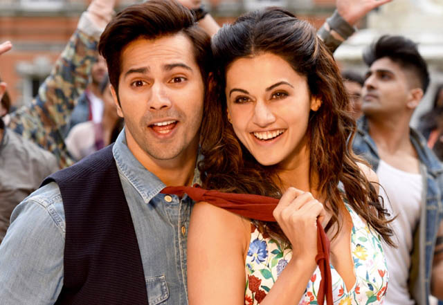 8th Day Collection of Judwaa 2, Varun Dhawan Starrer Dominates New Offerings