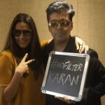 Karan Johar Loves Winning Awards, Confesses himself on the Show No Filter Neha Season 2