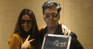 Karan Johar Loves Winning Awards, He Reveals on the Show No Filter Neha Season 2