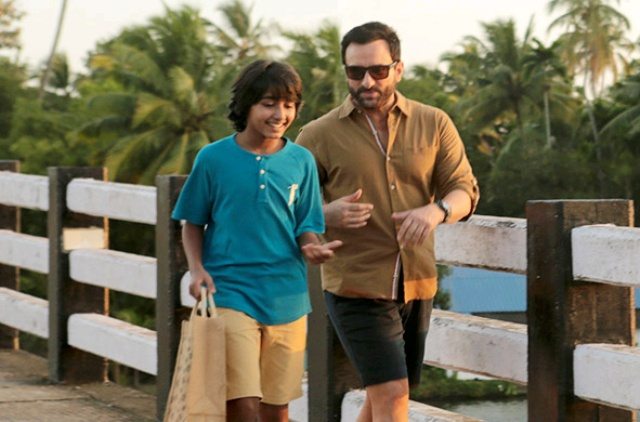 2nd Day Collection of Saif Ali Khan's Chef, Takes Slight Growth but Still Remains Low