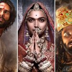 Deepika, Shahid & Ranveer's First Looks from Padmavati are out, now Film Trailer is Awaited