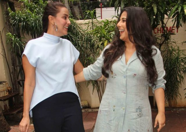 Vidya Balan Wants to Work with Ranbir, the Actress Reveals on 'No Filter Neha' Season 2