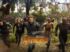 Avengers Infinity War Trailer Out