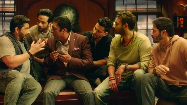 Golmaal Again 27 Days Total Box Office Collection