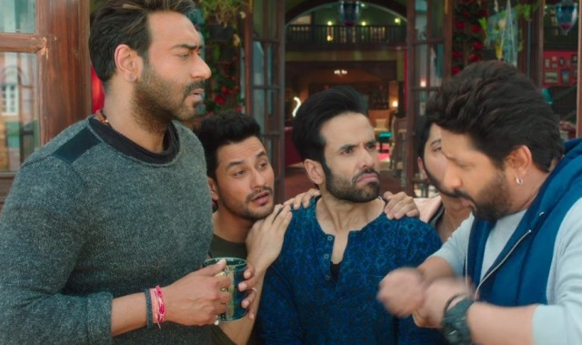Golmaal Again 20 Days Total Collection