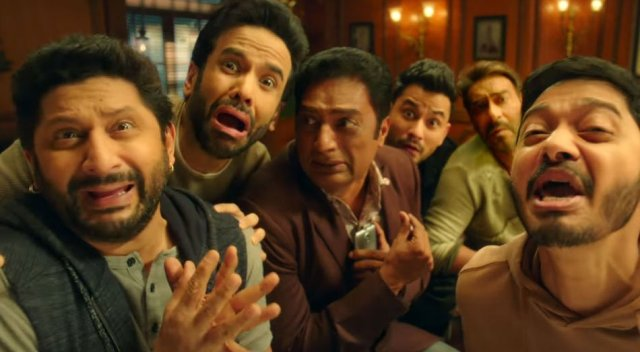 Golmaal Again 22 Days Total Collection