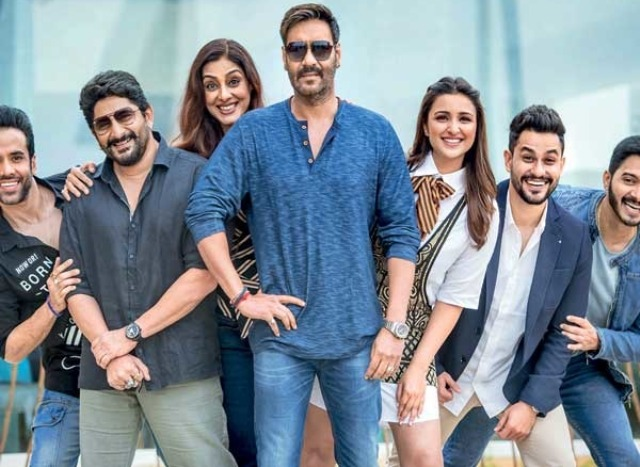 Golmaal Again 25 Days Total Collection