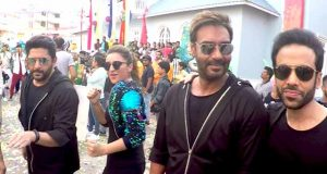 29 Days Total Collection of Golmaal Again