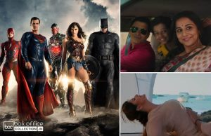 Justice League, Tumhari Sulu and Aksar 2 2 Days Total Collection