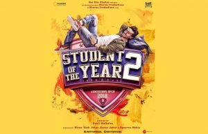 Student Of The Year 2 First Look Poster