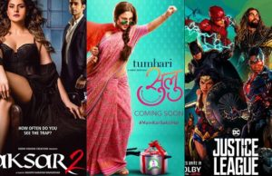 First Day Expected Collection of Tumhari Sulu, Aksar 2 and Justice League