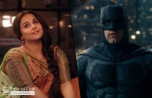 10 Days Total Collection of Tumhari Sulu and Justice League