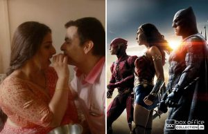 13 Days Total Collection of Tumhari Sulu and Justice League