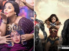 Tumhari Sulu and Justice League 2 Weeks Total Collection