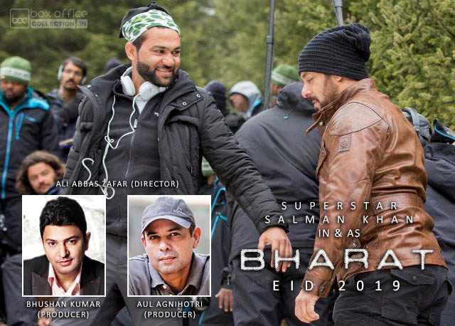 Salman Khan Bharat Eid 2019 Release