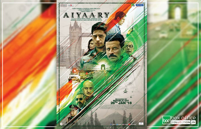 Neeraj Pandey's Aiyaary Releases on 26 Jan 2018