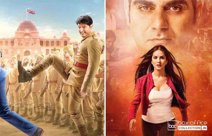 Firangi and Tera Intezaar Box Office Prediction