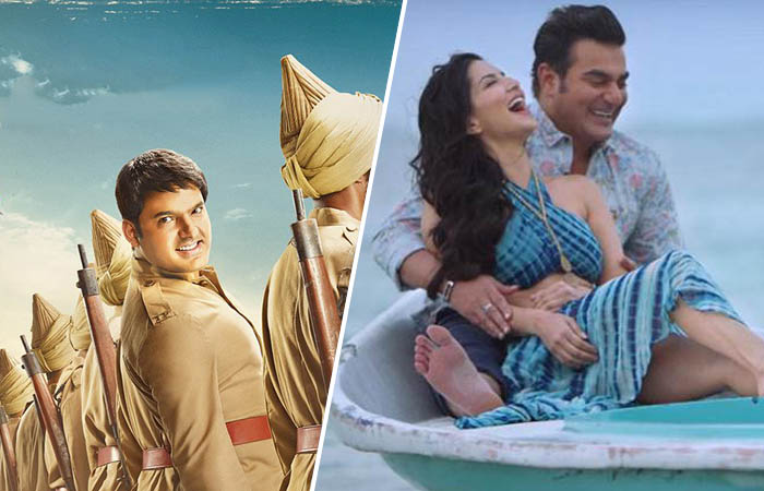 First Day Collection of Firangi and Tera Intezaar