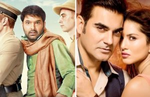 5 days total collection of Firangi and Tera Intezaar