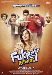 Fukrey Returns Total Box Office Collection