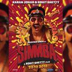 Karan Johar & Rohit Shetty's Simmba Stars Ranveer Singh, 28 December 2018 Release