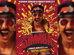 Simmba First Look Poster