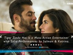 Review of Tiger Zinda Hai 2017
