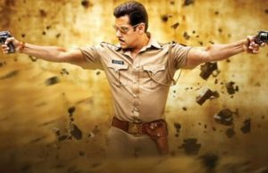 Salman Khan Dabangg 3 in December 2018