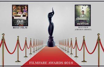 jio filmfare awards 2018 winners list