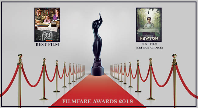 jio filmfare awards 2018 winners list