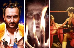 First Day Collection of Kaalakaandi, 1921 & Mukkabaaz