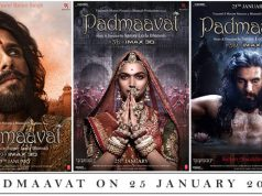 Padmaavat Releasing on 25 January 2018