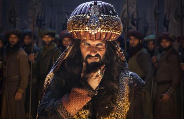 padmaavat 6 days box office collection