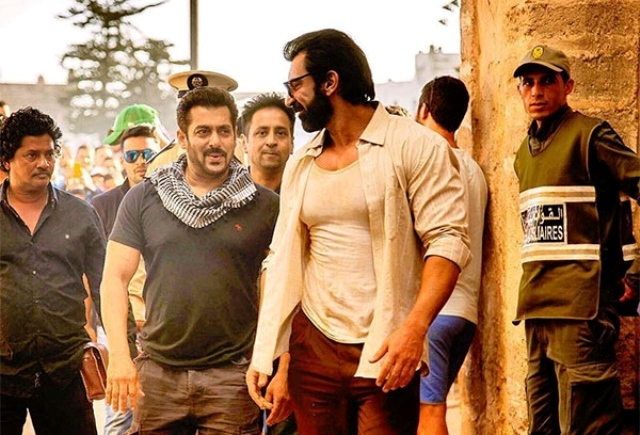 20 Days Total Collection of Tiger Zinda Hai