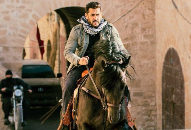 25th day box office collection of Tiger Zinda Hai