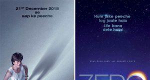 Shahrukh Khan-Aanand L Rai's Awaited Film Gets Title ZERO