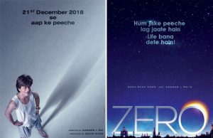 Shahrukh Khan-Aanand L Rai's Awaited Film Gets Title ZERO