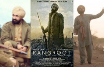 Diljit Dosanjh starrer Sajjan Singh Rangroot